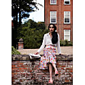 Side Frill Skirt - Iced Florals image