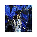 Blue Madeline Print Pocket Square image