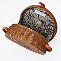 Palermo Round Basket Bag image