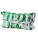 Taverna Pea Green Cushion image