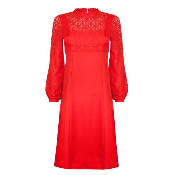 UKULELE Demi Dress