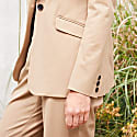 Arwen Blazer In Camel image