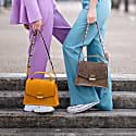 Kate Handbag Mocca Suede image