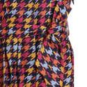 Fifties Inspired Linen Shirt Dress Multi  image