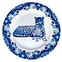 Leopard Willow Pattern Side Plate image