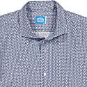 Sagres Printed Shirt in Grey image