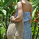 Mykonos Crochet Tote image