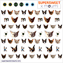 Special Release Stickers Set of 3 image