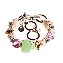 Bracelet Shine Like A Star Pink & Green image