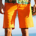 Turtle Bermuda Shorts in Orange image