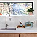 Eco Friendly Rhubarb Washing Up Liquid - 470Ml Glass Bottle image