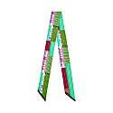 Spring Green Silk Neck Tie L image