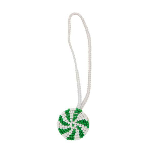 MADEBYWAVE Green Fan Candy Charm