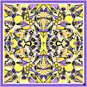 The Honey Bee & Thistle Scarf image