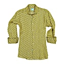 Ipanema Linen Shirt in Yellow image