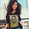 Premium Kanye West Unisex Heavyweight Cotton T-Shirt image