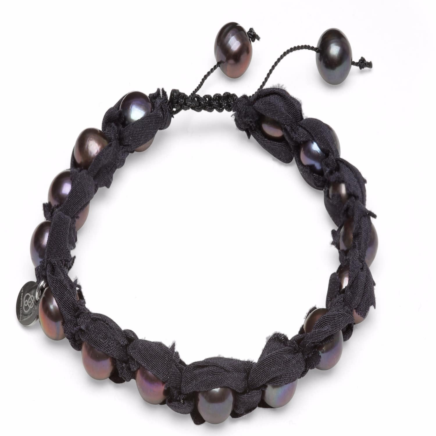 beaded onyx products black panther mens otaa midnight bracelet bracelets