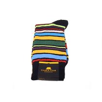 TYLER & TYLER Spectrum Socks
