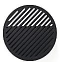 Diagonal Wall Basket in Black image