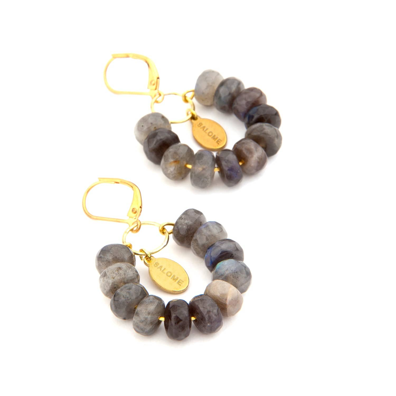 quadrum labradorite large earrings products faceted gallery