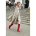 Tamara Long Sleeve Cotton Dress image