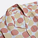 Selleck Short Sleeve Shirt - Blazing Toasted Orange image