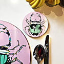 Baby Beetle Mint Coaster image