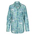 Mens St Tropez Cotton Shirt Aqua image