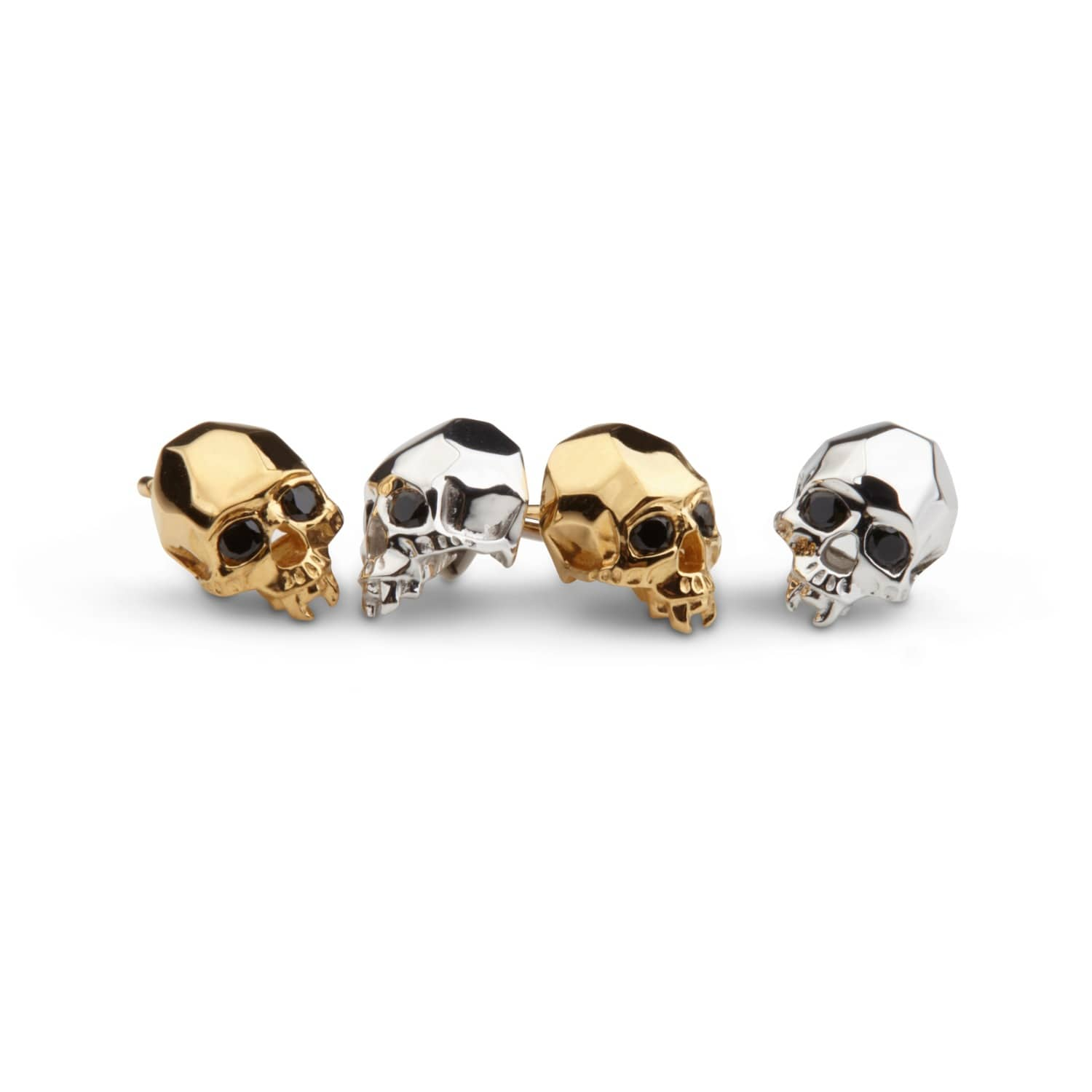 sam thebolddiamond earrings skull products stud