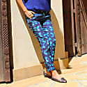Midnight In Banaras Flat Shoes  image