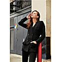 Gerbera Tweed Black Blazer image