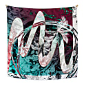 Sila Silk Scarf Wave image