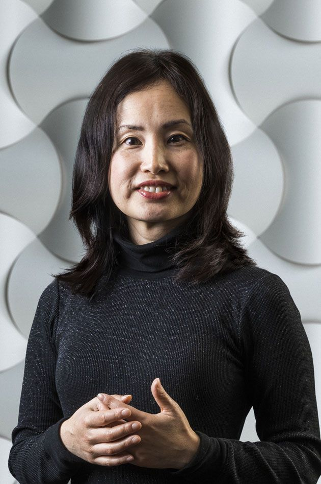Aya Mikami leadership photo
