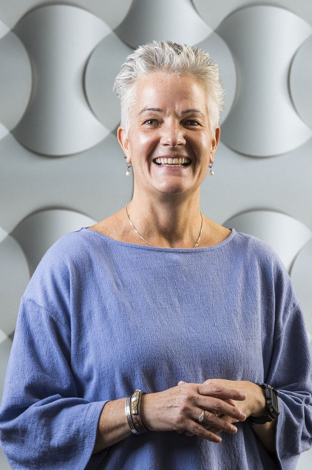 Connie Spencer-Adams leadership photo