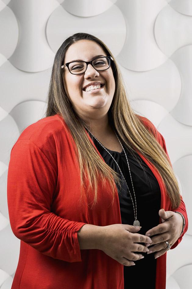 Crystal Stephens leadership photo