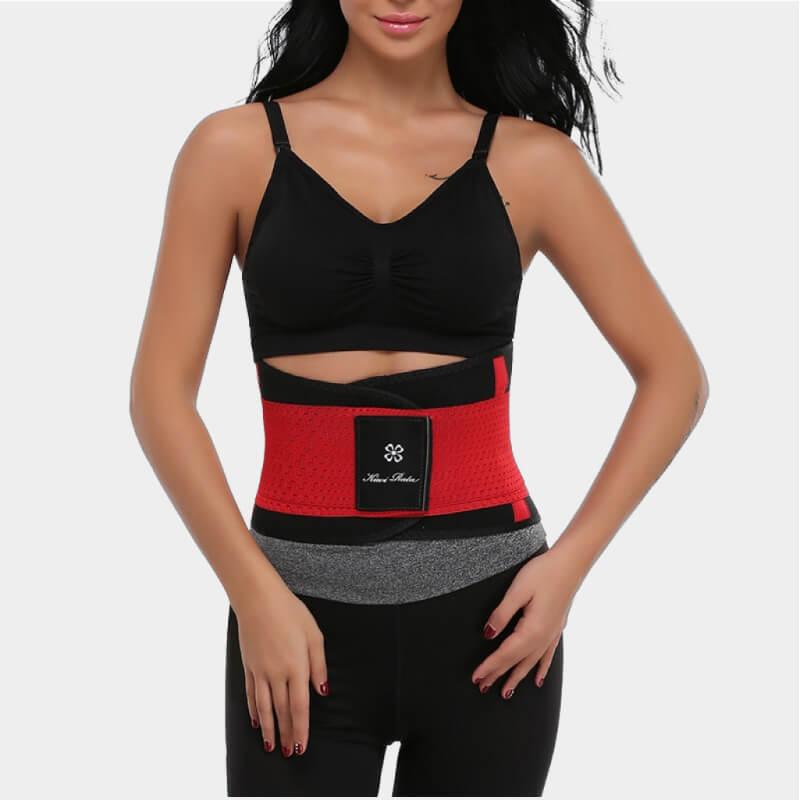 Sweat Belt Strap Waist Cincher