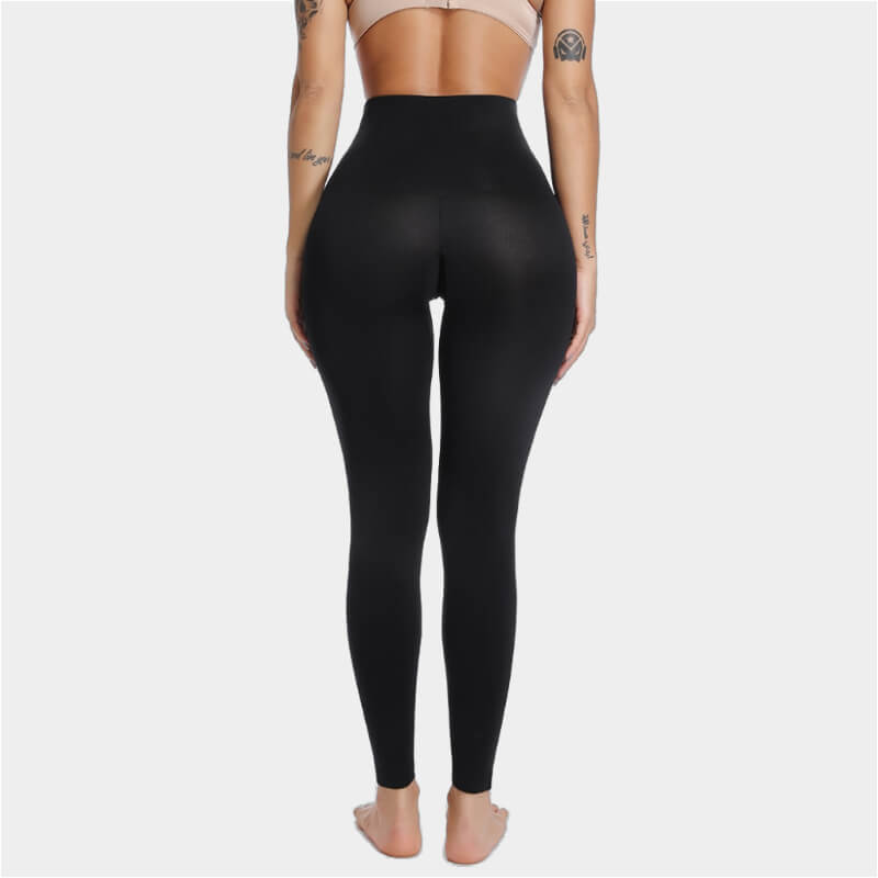 Mid-waisted leggings