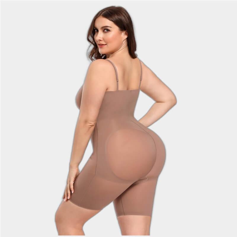 Plus Size Fajas Columbian Slimming Bodysuit