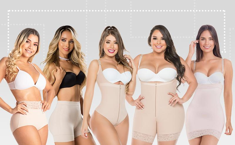 Tummy And Back Fat Shapewear