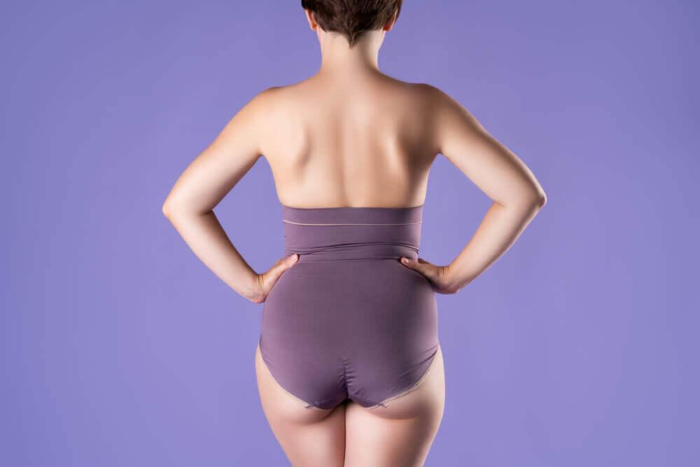 Tummy And Back Fat Shapewear