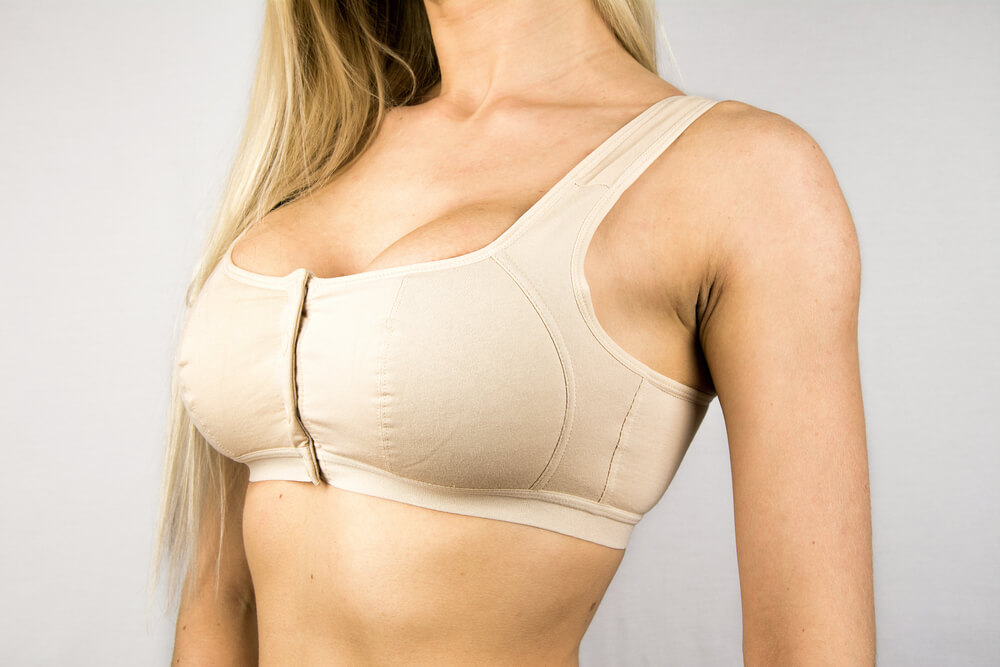 front closure bras with back support