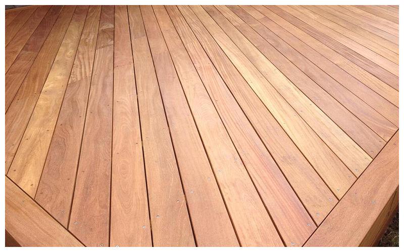 Cumaru Terrace Boards Smooth 20x140 mm