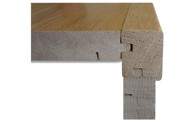 Double Stair Leading Edge To 14 mm