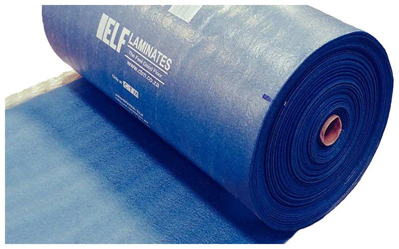 Protective Sound Reducing Laminated Flooring Underlay