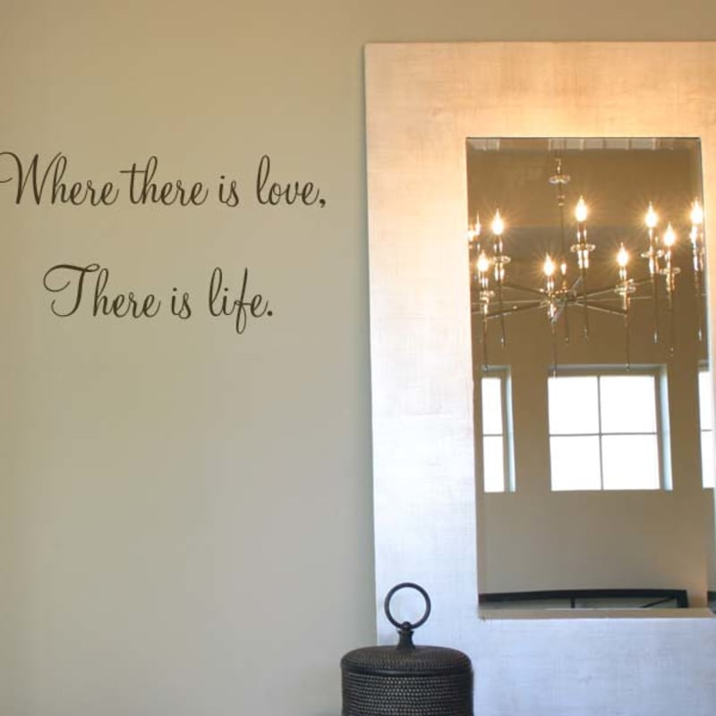 Custom Vinyl Lettering & Wall Decals | Craftcuts com