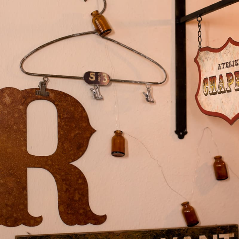 """4"""" 6"""" 8"""" 10"""" 12"""" Mild Steel Lettering Numbers Rustic Any Font"""