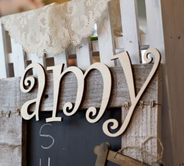 Wooden Letters Any Font Any Size Craftcutscom
