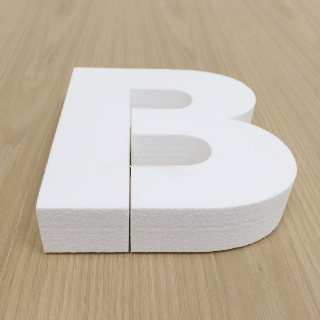 Foam Letters - Big Letters in Any Font | Craftcuts com