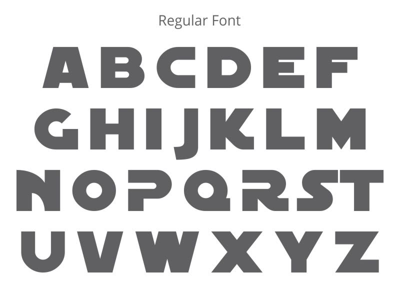 What Is The Star Wars Font