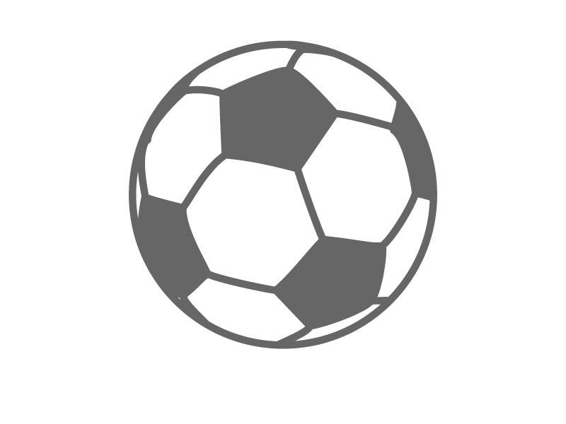 It's just an image of Universal Printable Soccer Ball Template